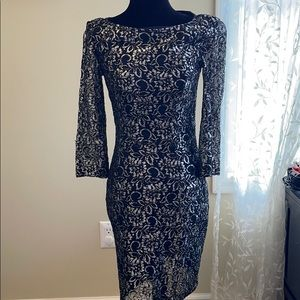 Erin Featherstone lace dress